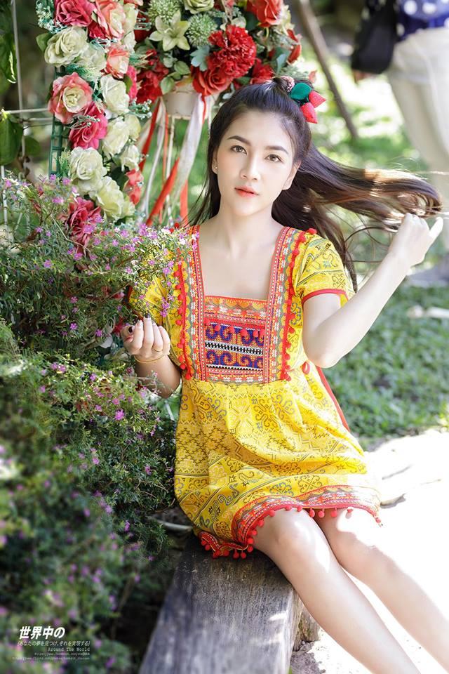 วาปสาวสวย-น้ำผึ้ง เจนจิรา-1