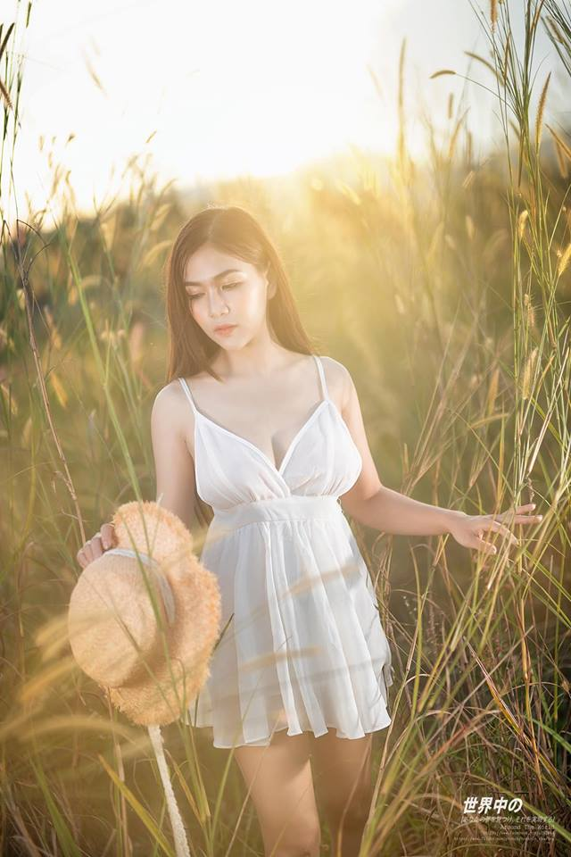 วาปสาวสวย-น้ำผึ้ง เจนจิรา-6