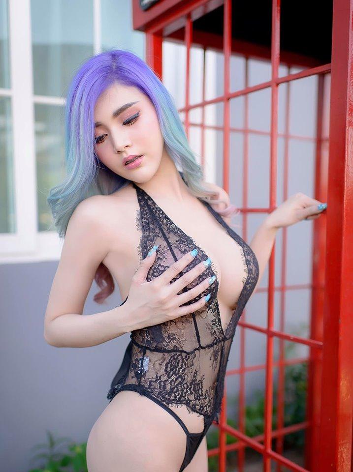 วาปสาวสวย-เมญ่า ธันยกานต์-15